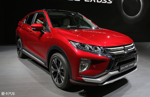 三菱Eclipse Cross