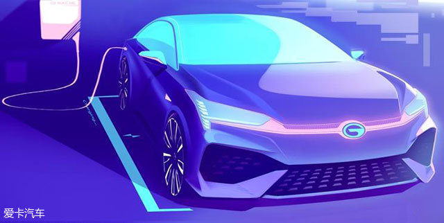 [原创]广汽新能源新车广州车展亮相 明年上市