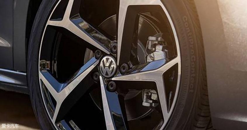 轮圈更动感 美版大众Passat预告图曝光