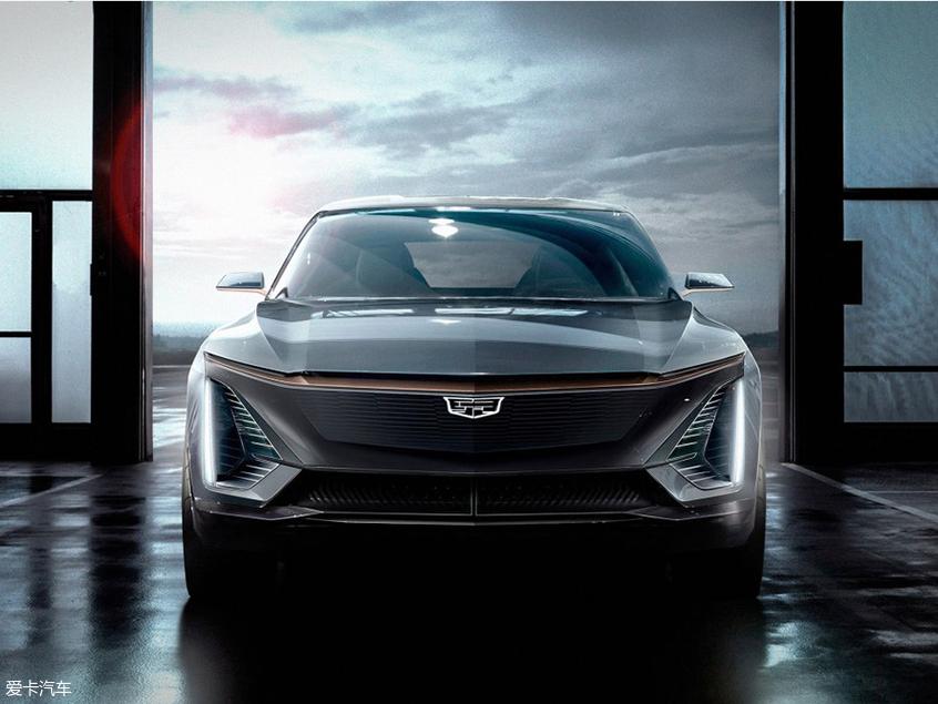 凯迪拉克首款纯电动汽车