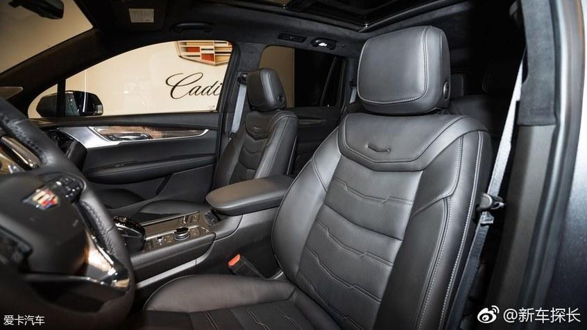 凯迪拉克XT6正式发布 搭载3.6L发动机