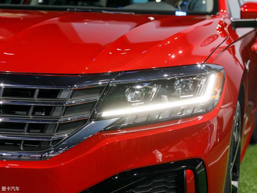 北美车展:美版大众新一代Passat发布