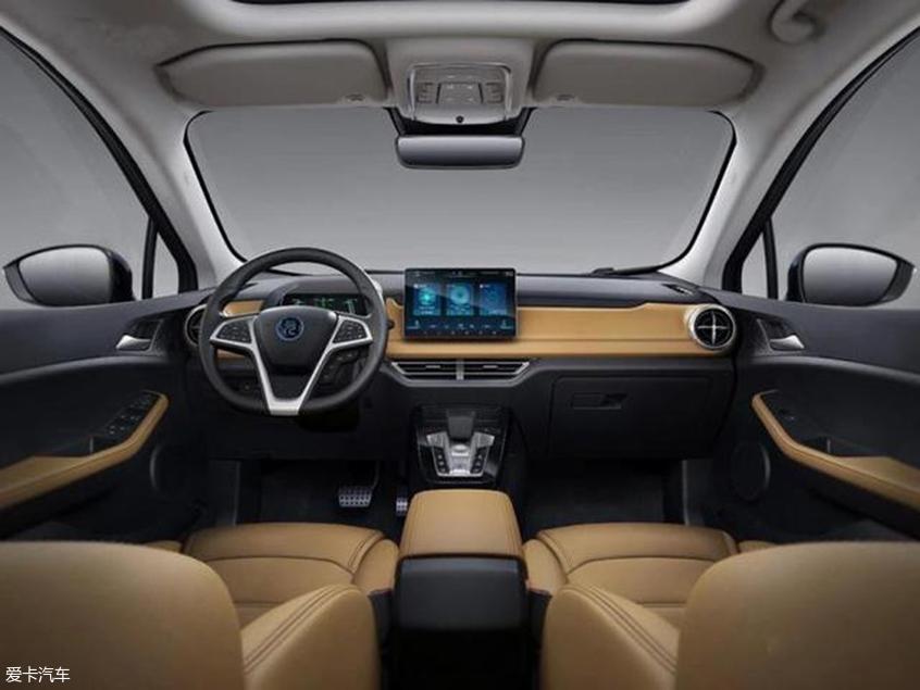 比亚迪元EV535公布预售价