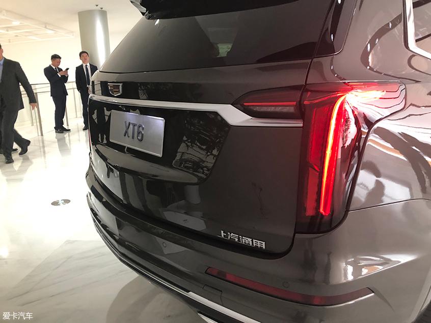 这款大SUV有点猛 凯迪拉克XT6国内首发