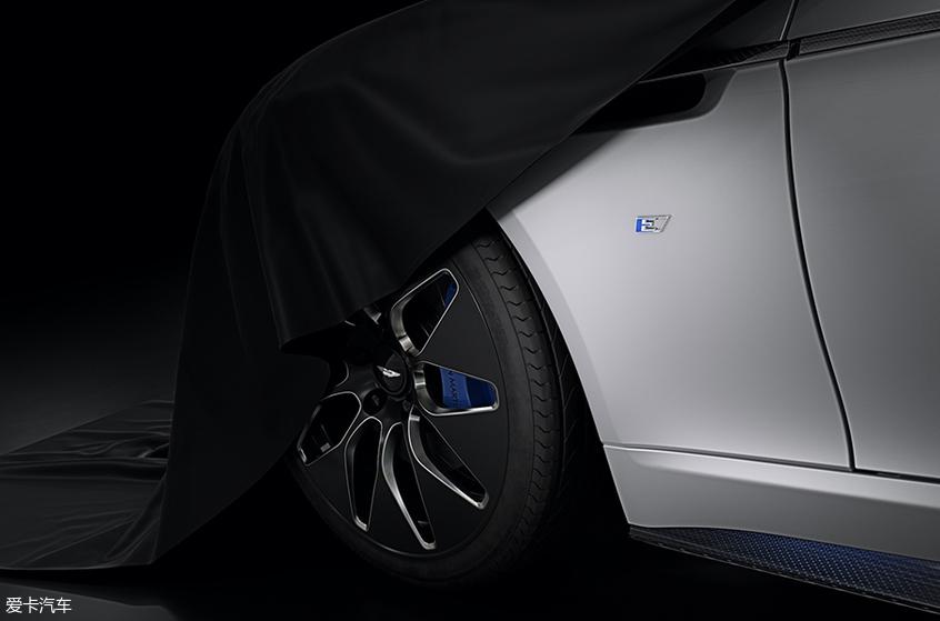阿斯顿·马丁RapideE原型车 将年内上市