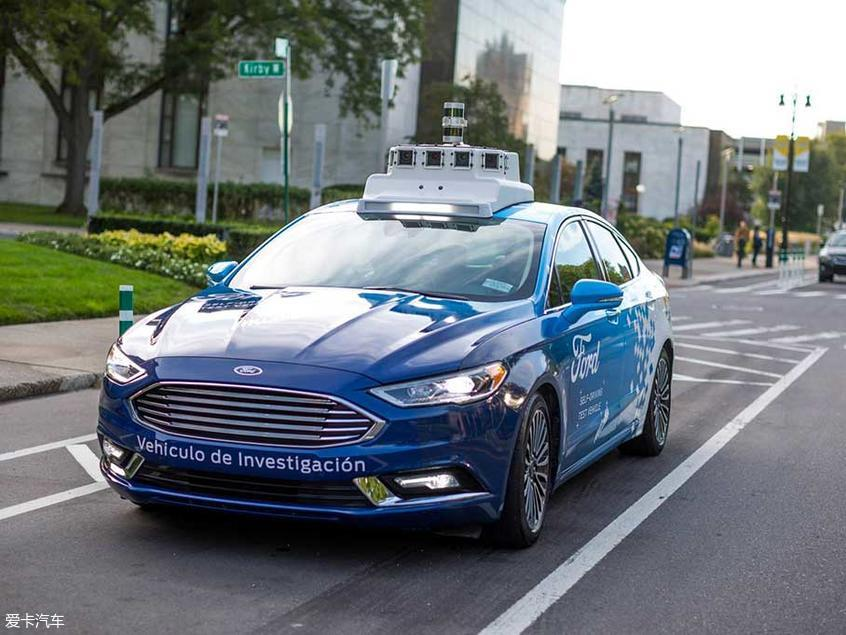 Argo AI获加州自动驾驶汽车测试许可证