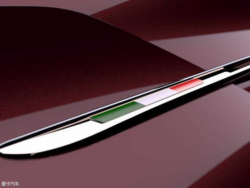 Italdesign全新车型预告图 将3月初亮相