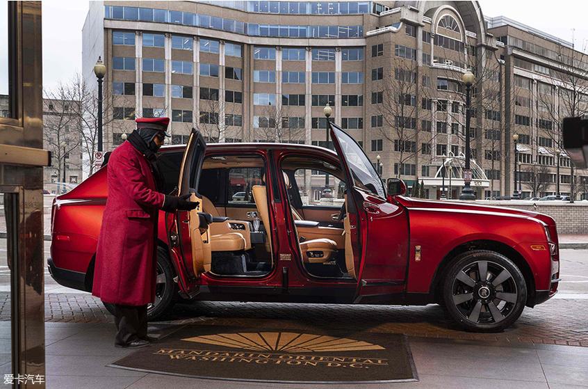 劳斯莱斯推出多款Bespoke高级定制车型