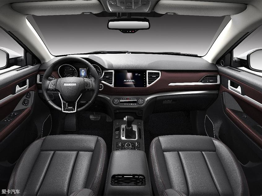 新哈弗H6 Coupe智联版