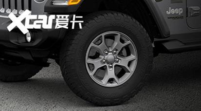 Jeep牧马人特别版官图 兼顾性能与个性