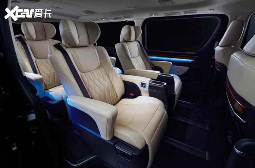 丰田Gran Ace将亮相东京车展 豪华MPV