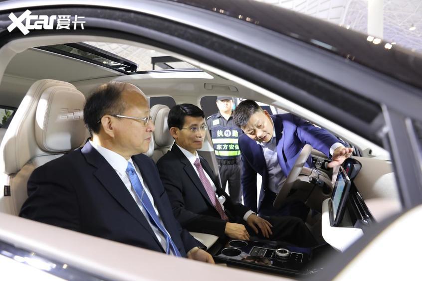2020海口新能源暨智能网联车展盛大开幕