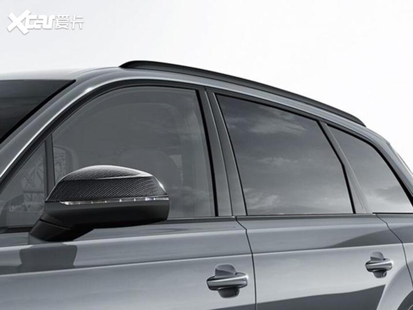 奥迪Q7特别版车型官图 车身颜色最吸睛