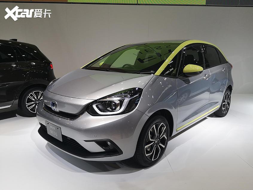 2019东京车展新一代本田飞度正式亮相