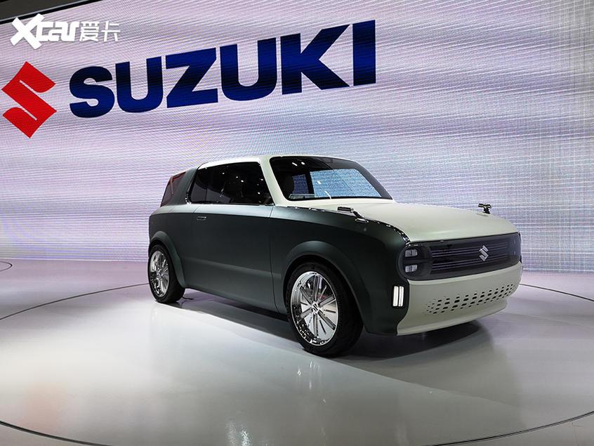 2019东京车展 铃木Wako SPO概念车亮相