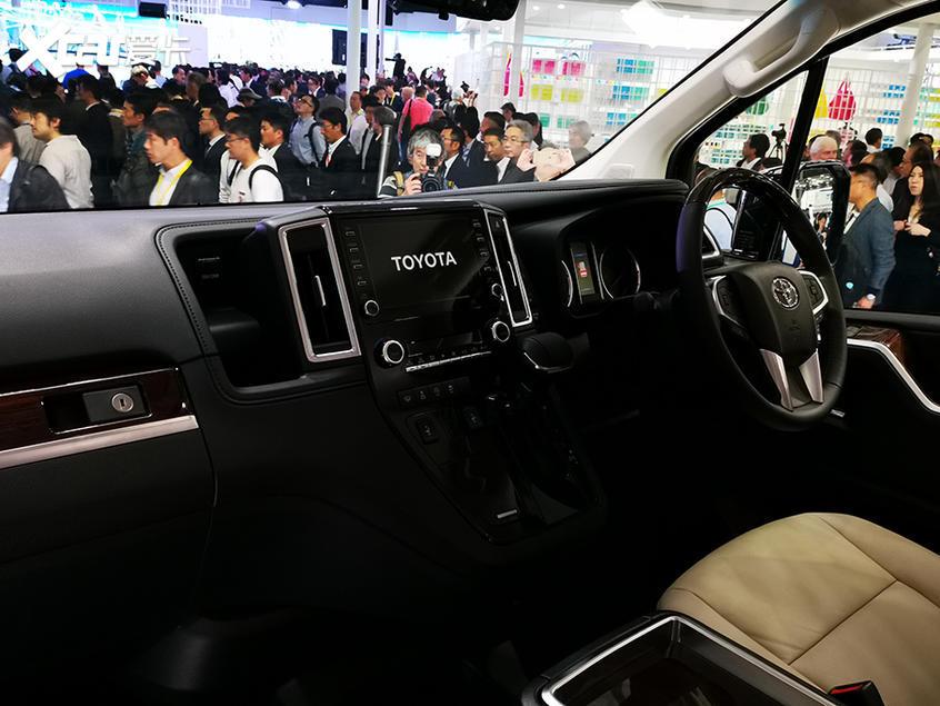 2019东京车展:丰田Gran Ace正式亮相
