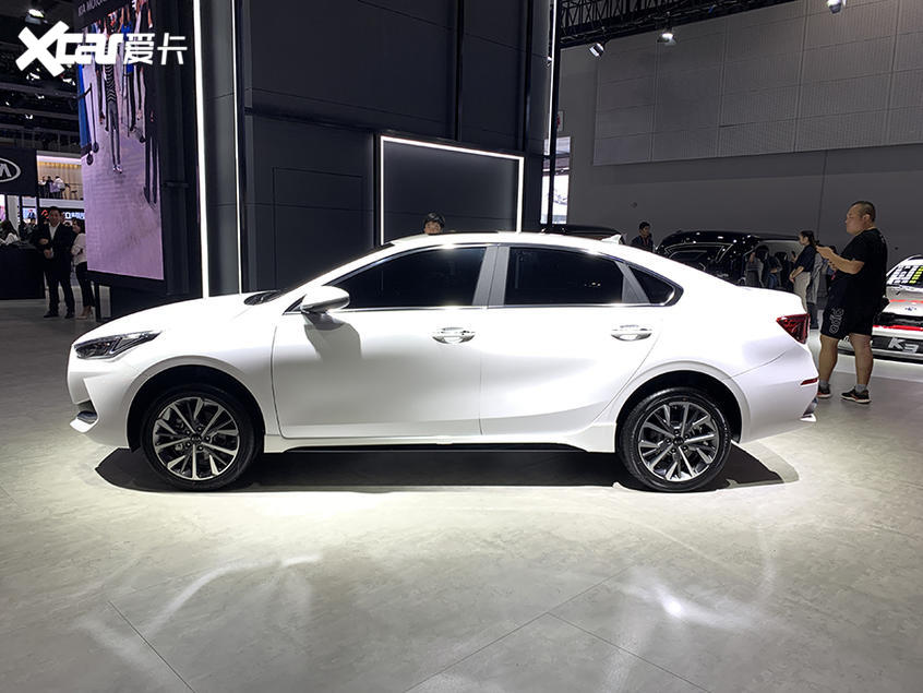 2019广州车展:起亚K3纯电动正式亮相