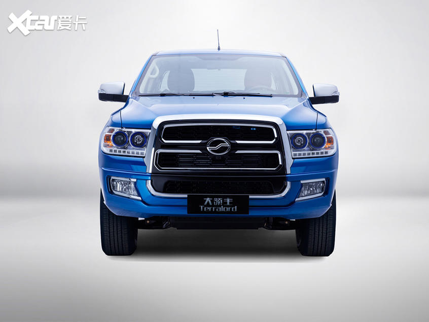 中兴领主柴油版2.5T上市 售9.79万元起