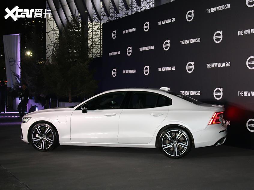 新一代沃尔沃S60上市