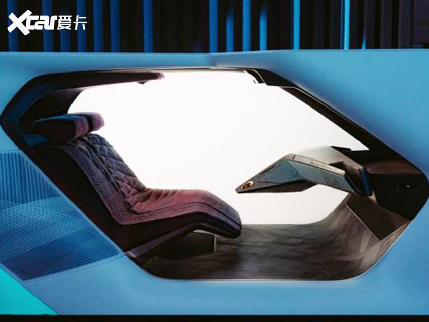 2020 CES:宝马i Interaction EASE座舱