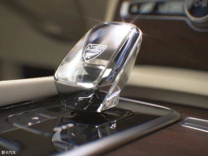 2020款沃尔沃XC90官图发布 科技感提升
