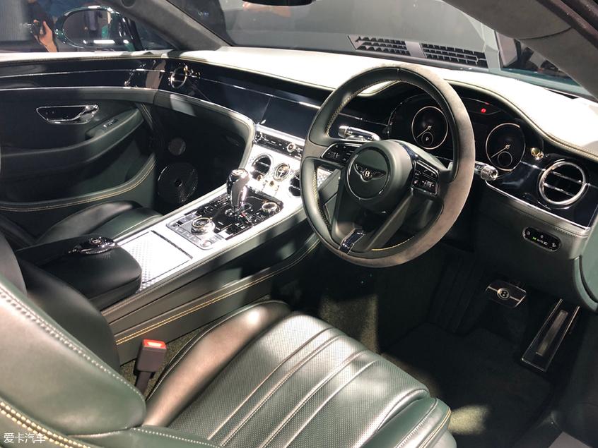 宾利欧陆GT百年纪念版