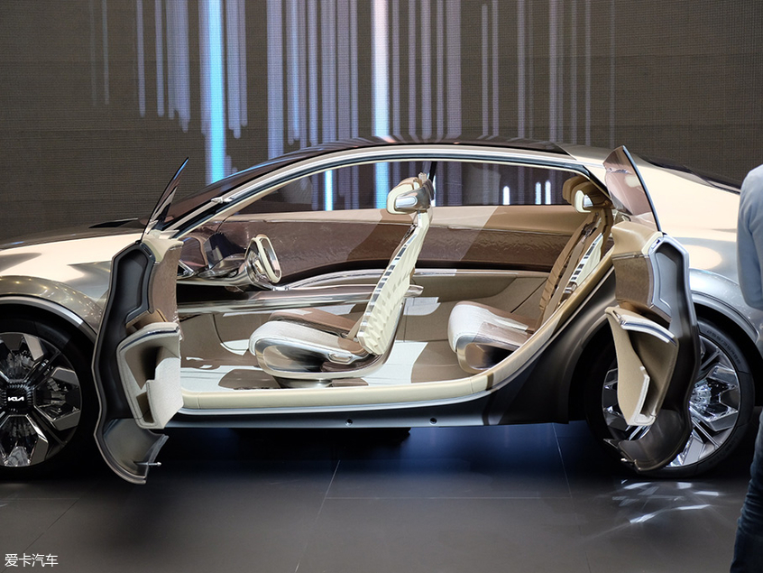 起亚电动概念车