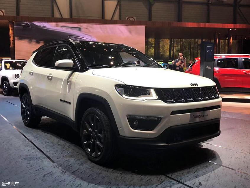 日内瓦车展:Jeep多款S版车型