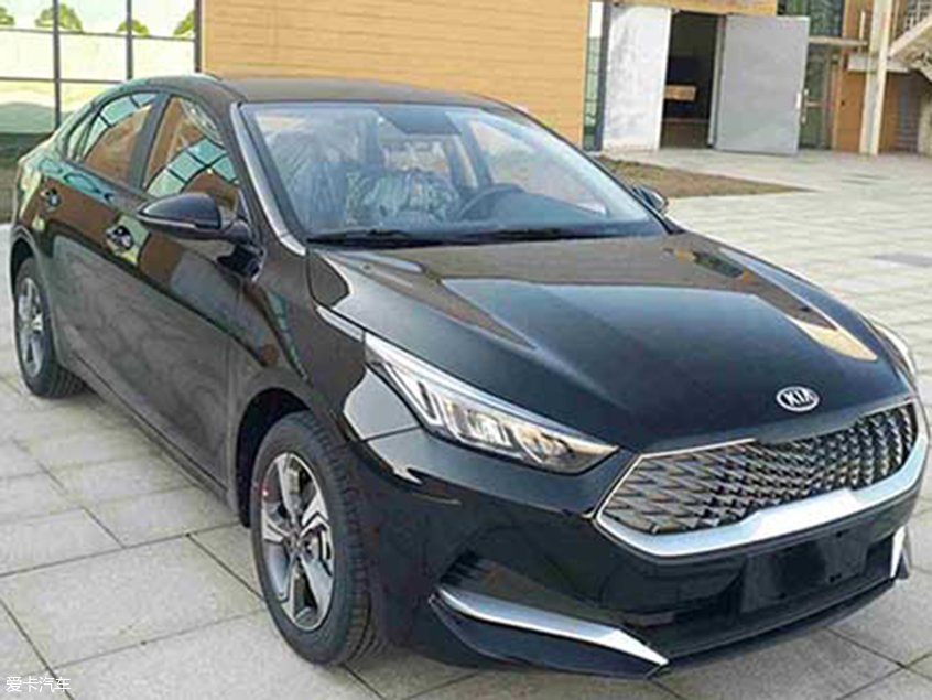 起亚全新K3将上海车展首发 6月正式上市