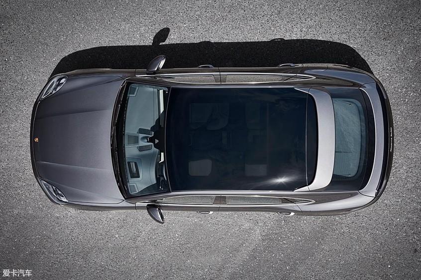 全新保时捷Cayenne Coupé启动中国预售