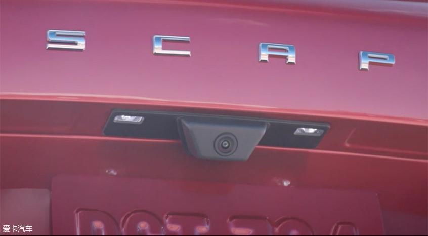 最新设计语言 福特全新SUV车型照片披露