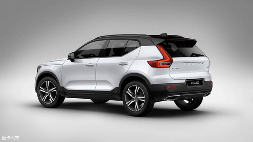 沃尔沃XC40电动版车型将于2020年上市