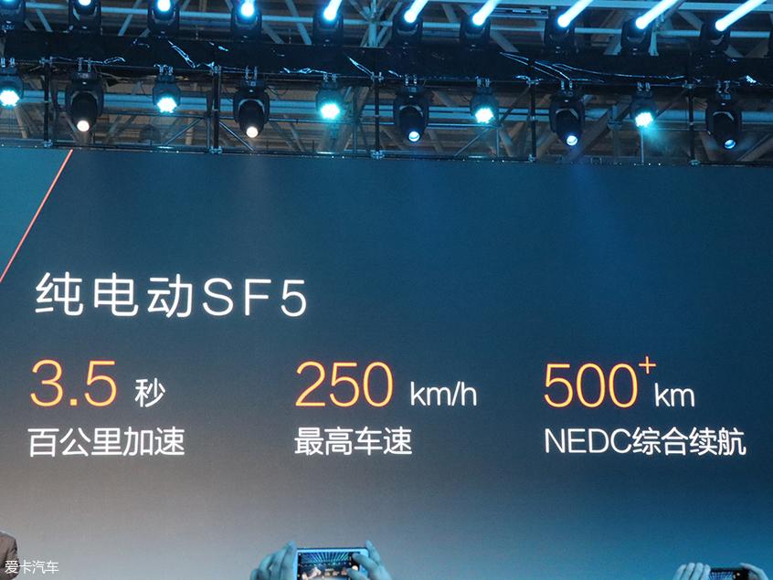金康SERES SF5