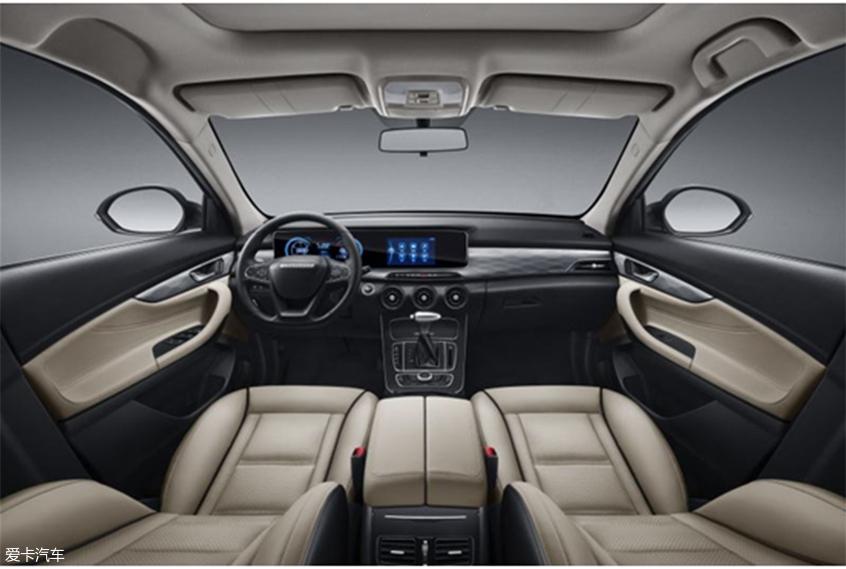 猎豹新CS10正式上市 售7.98-11.98万元