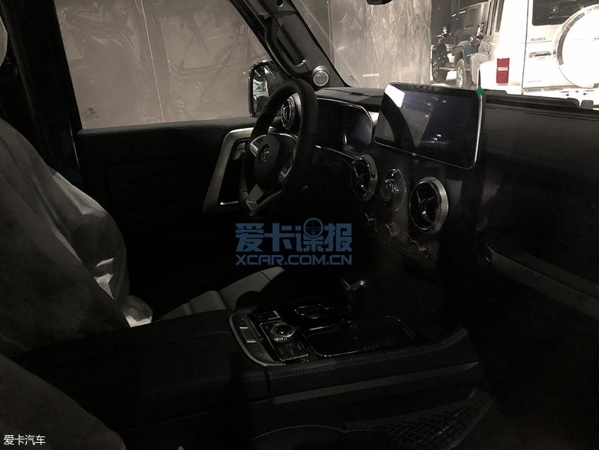 2019上海车展探馆 BJ40 城市猎人版实拍