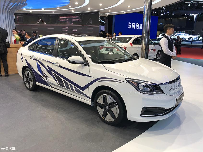 2019上海车展:全新一代东风风神E70发布
