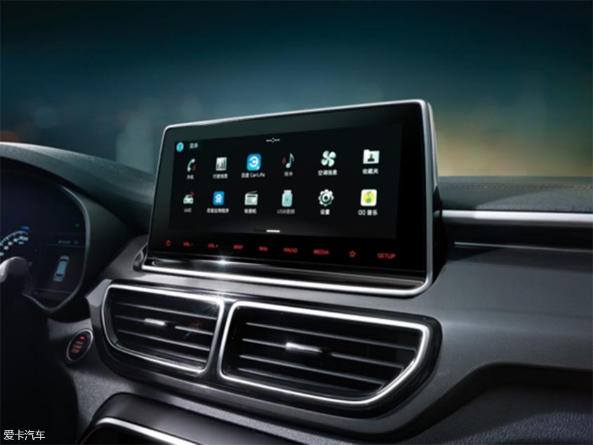 科技感很强 起亚KX5四驱版5月27日上市
