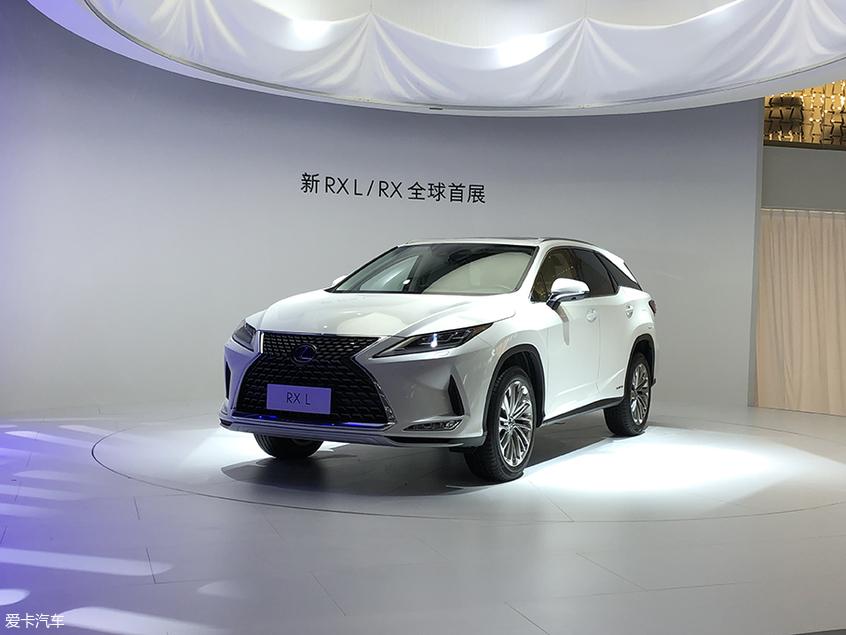 深港澳车展:新款雷克萨斯RX正式亮相