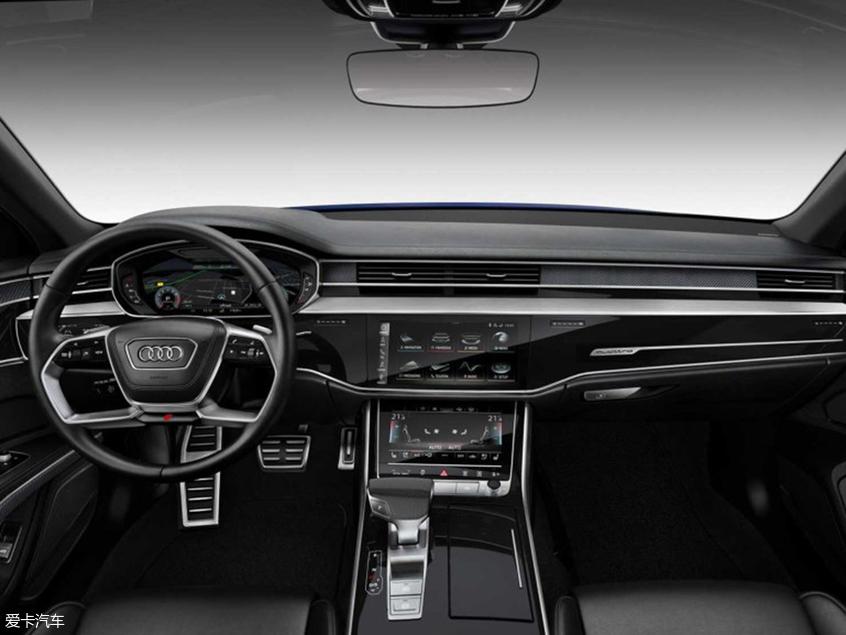 全新一代奥迪S8官图发布 动力十分强大