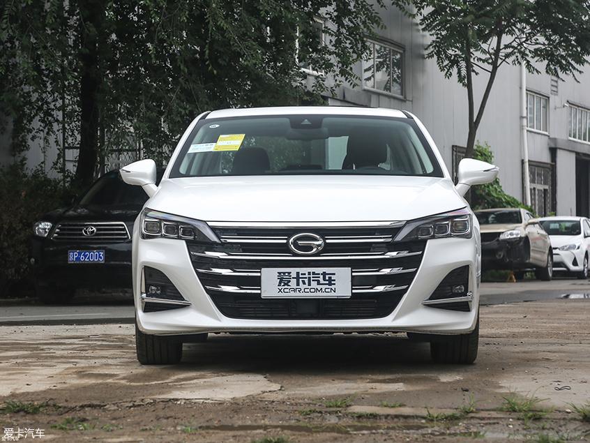 全新一代广汽传祺GA6开启预售