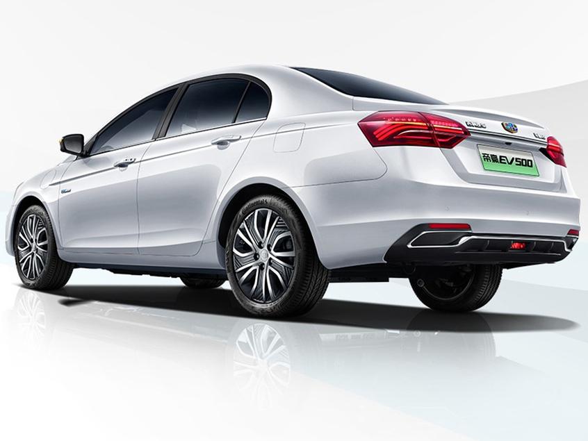 吉利帝豪EV500上市补贴后售13.58万起