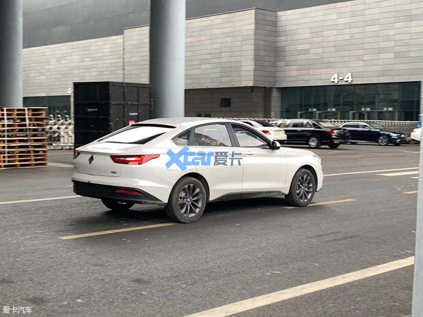 2019成都车展探馆 新宝骏RC-6实车曝光