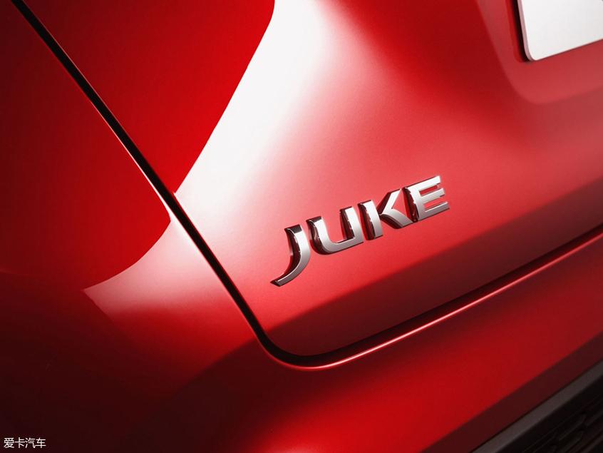日产新一代JUKE官图 外观依旧个性十足
