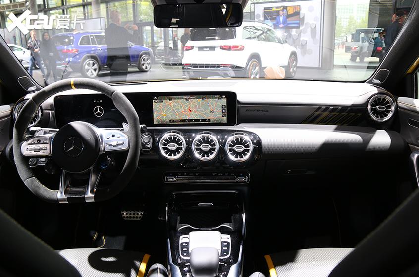法兰克福车展 全新AMG A45 S首发亮相