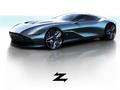 阿斯顿·马丁DBS GT Zagato效果图发布