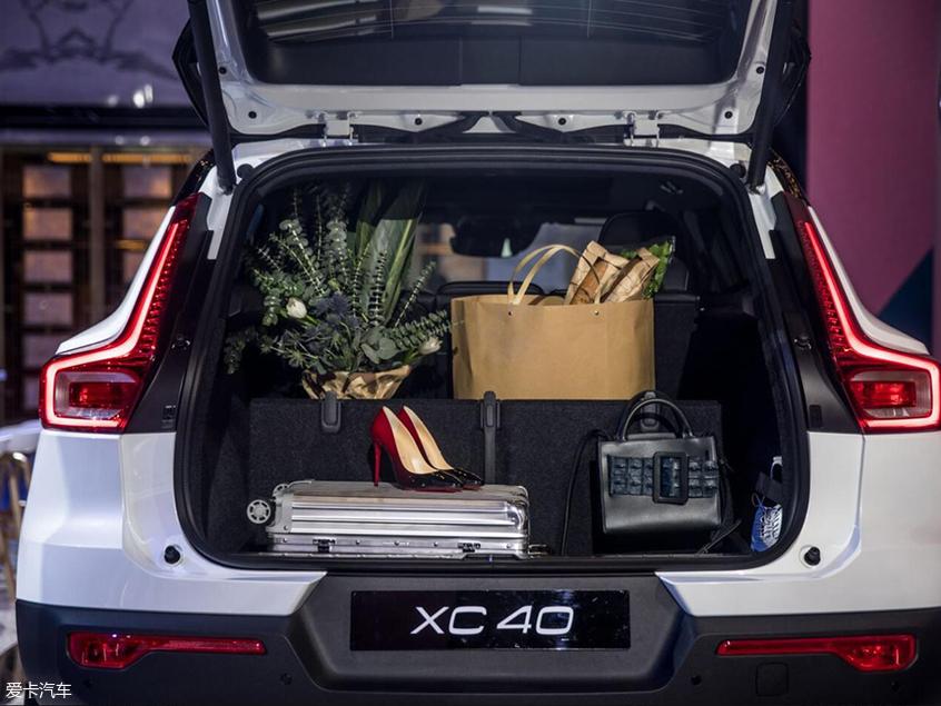 黑科技加身 沃尔沃XC40将上海车展预售