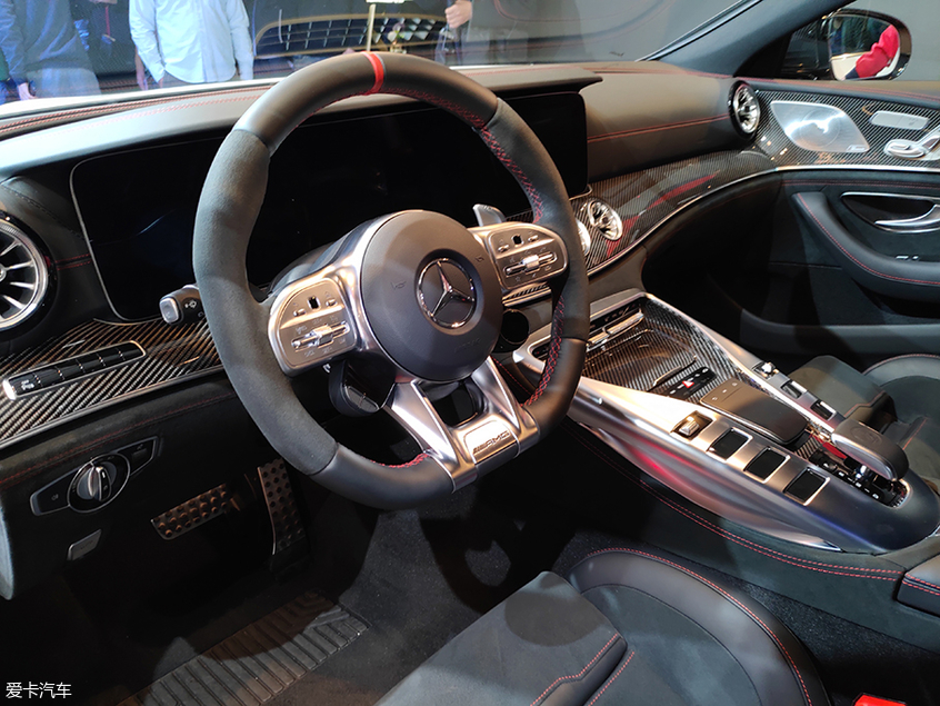 AMG GT四门车型上市