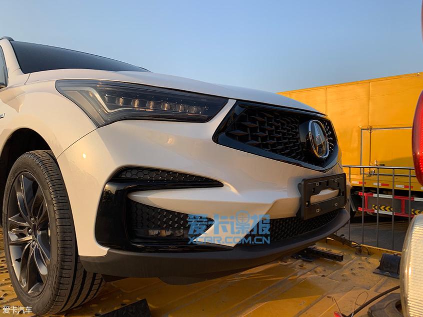 上海车展探馆:讴歌RDX A-Spec概念车