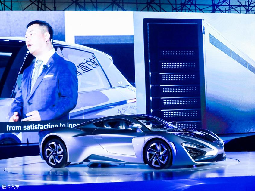 新车 智能架构 了解ARCFOX请点这里