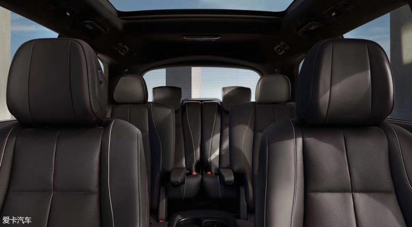 宝马X7对手 奔驰全新一代GLS官图发布